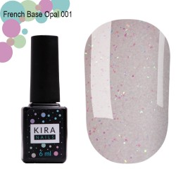 Kira Nails French Base Opal...